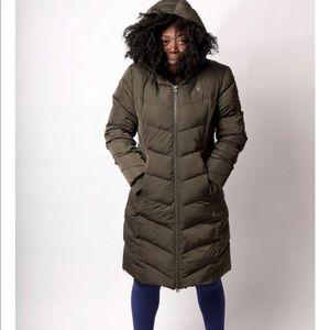 Brooklyn Industries- Fjord Down Coat, Blue